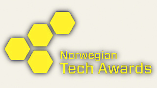 *** Local Caption *** Norwegian Tech Award