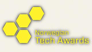*** Local Caption *** Norwegian Tech Award